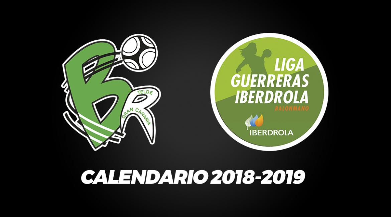 Liga Iberdrola Calendario.Definido El Calendario De La Liga Guerreras Iberdrola 2018 2019